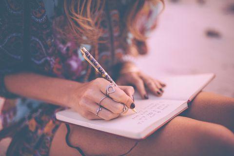 scrivere a se stessi
